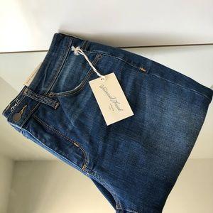 Universal Thread High Rise Skinny Crop Jeans sz 6